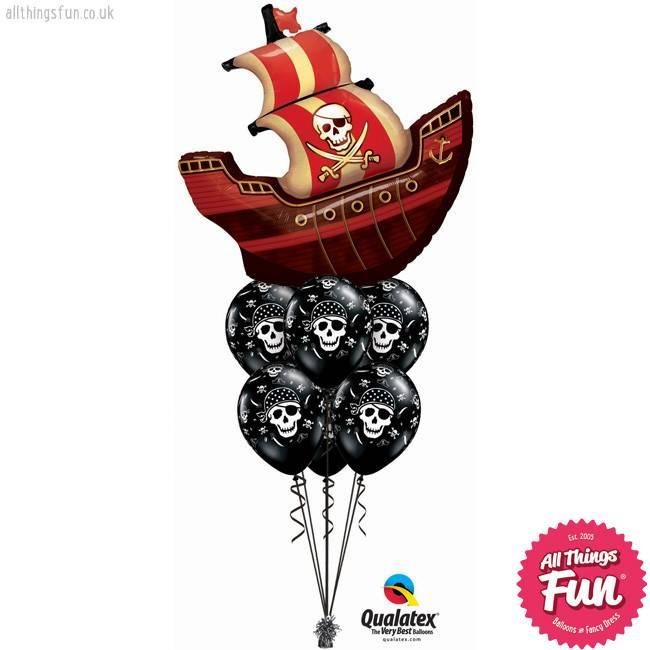 All Things Fun Pirate Ship Luxury