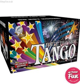 Absolute Fireworks Tango - 92 Shot