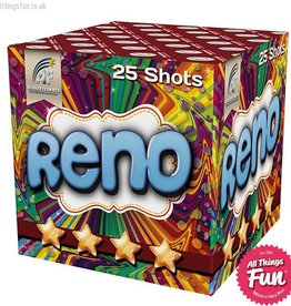 Absolute Fireworks Reno - 25 Shot single