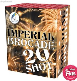 Absolute Fireworks Imperial Brocade - 20 Shot