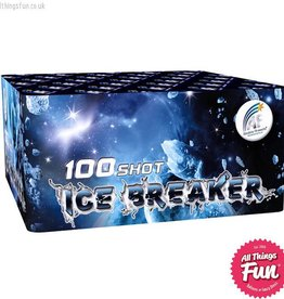 Absolute Fireworks Ice Breaker - 100 Shot