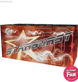 Absolute Fireworks Starburst 50 Shot single