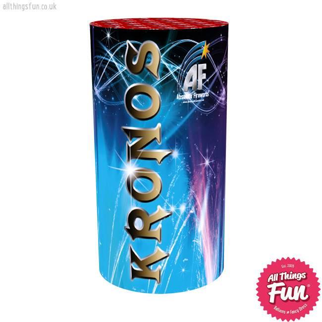 Absolute Fireworks Kronos Fountain single