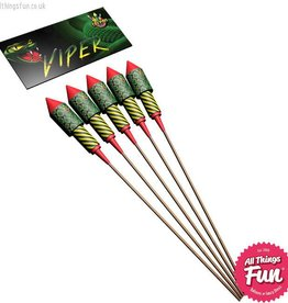 Taipan Fireworks Viper Rocket Pack