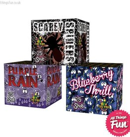 Taipan Fireworks Pik n Mix Cake - Multi Buy Offer