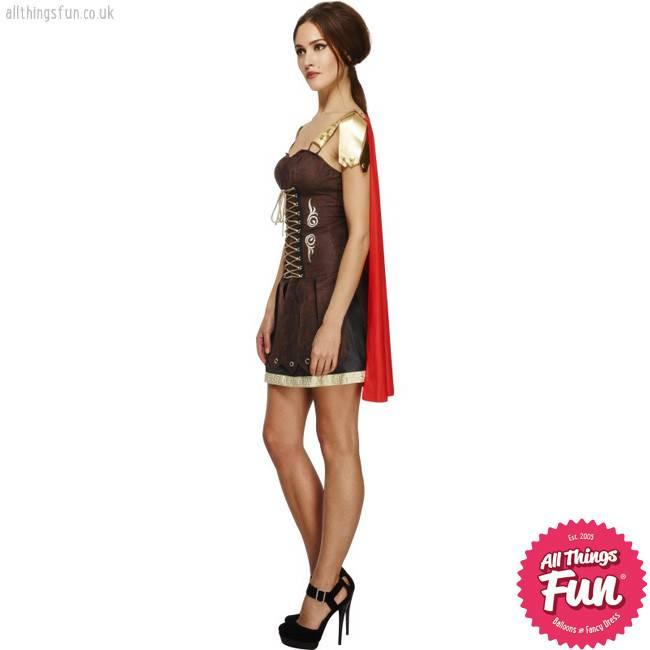 Smiffys Fever Gladiator Costume