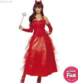 Smiffys *DISC* Devilish Glamour Costume
