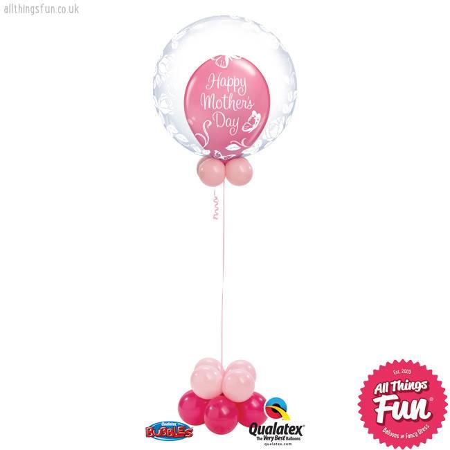 Mother's Day Celebration 24 Bubble Design