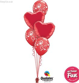 All Things Fun Valentines Personalised Classic