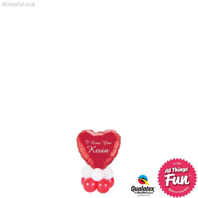 All Things Fun Valentines Personalised Mini Base