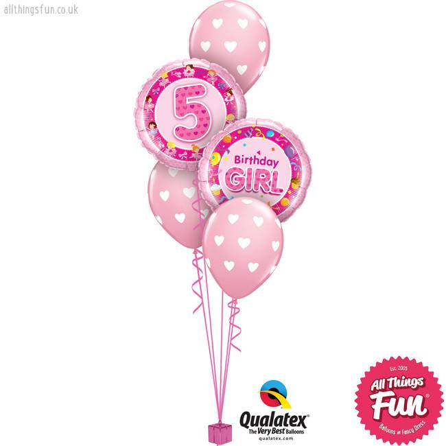 All Things Fun Birthday Girl Classic (Ages 1 to 5)