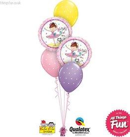 All Things Fun Rachel Ellen Birthday Ballerina Classic