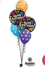 Birthday Shooting Stars Classic