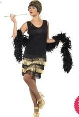 Smiffys 1920's Fringed Flapper Costume
