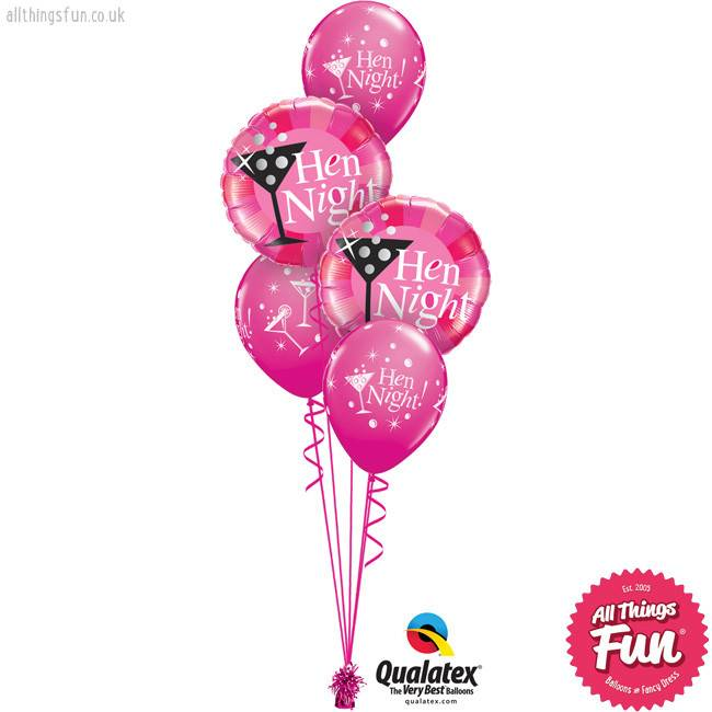 All Things Fun Hen Night Bubbly Classic