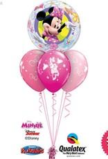 Disney Minnie Mouse Boutique Bubble Layer