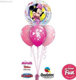 Minnie Mouse Boutique Bubble Layer