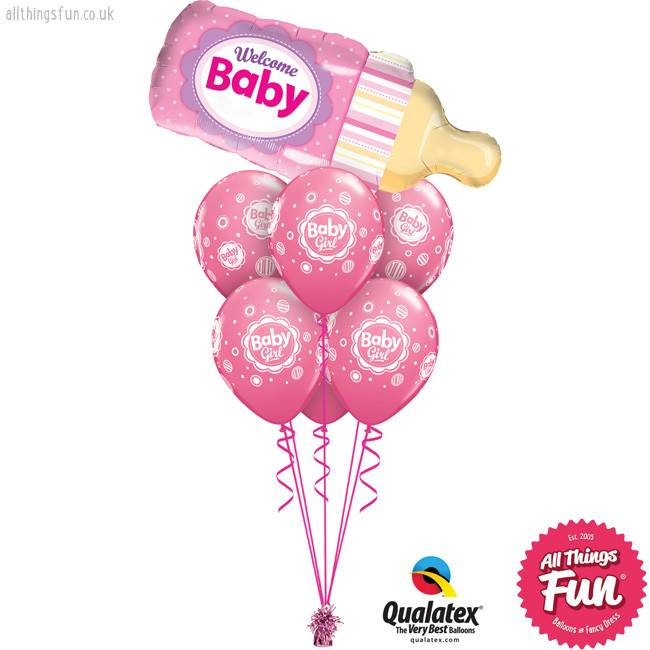 All Things Fun Baby Girl Bottle Luxury