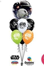 Death Star Double Bubble Luxury