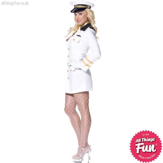 Smiffys *DISC* Top Gun Officer