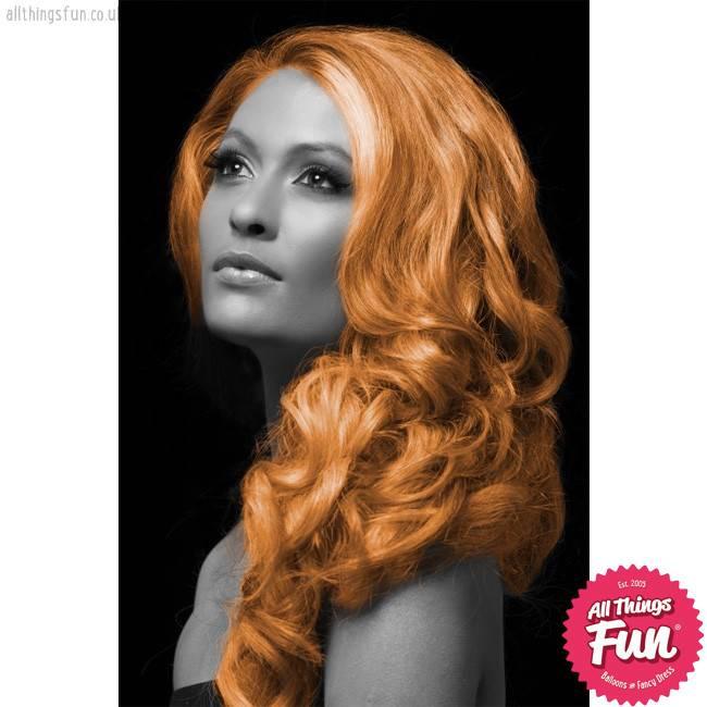 Smiffys Orange Hair Colour Spray