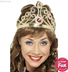 Smiffys Jewelled Queens Crown