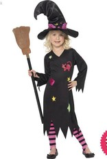 Smiffys Cinder Witch Costume