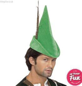Smiffys Robin Hood Hat
