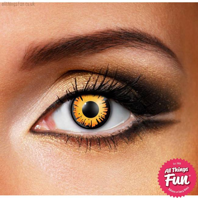 Funky Vision Twilight Bella Cosmetic Lens - 90 Day