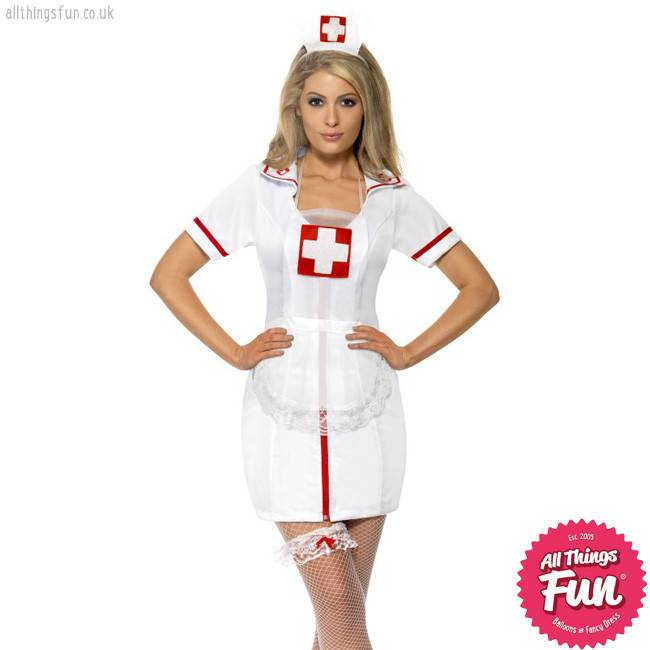 Smiffys Nurse's Set