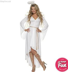 Smiffys Adult Angel Costume