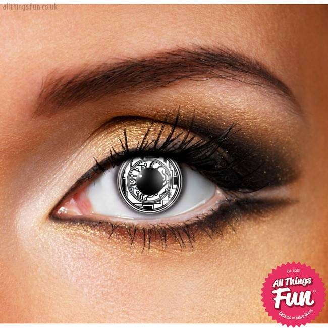 Funky Vision Bionic Cosmetic Lens - 90 Day