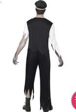 Smiffys Zombie Policeman Costume