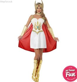 Smiffys *DISC* She-Ra Deluxe Costume