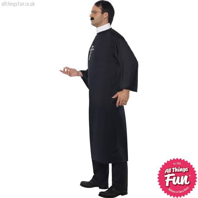 Smiffys Priest Costume