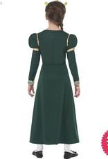 Smiffys Shrek Princess Fiona Costume