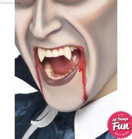 Smiffys Vampire Fangs Tooth Caps