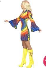 Smiffys 1960's Tie Dye Costume