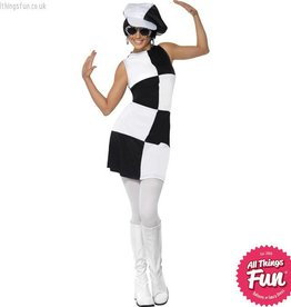 Smiffys *Star Buy* 1960's Party Girl Costume