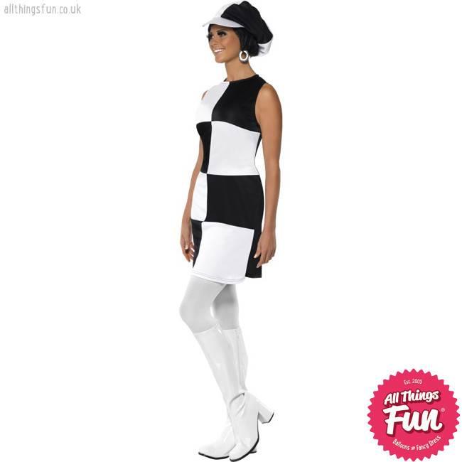Smiffys *Star Buy* 1960's Party Girl Costume