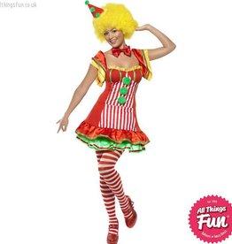 Smiffys Boo Boo The Clown