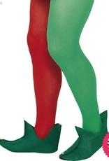 Smiffys Green Elf Boots