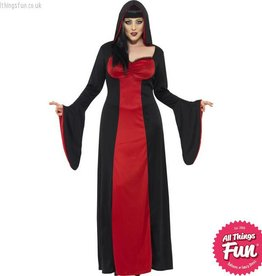 Smiffys Dark Temptress Costume