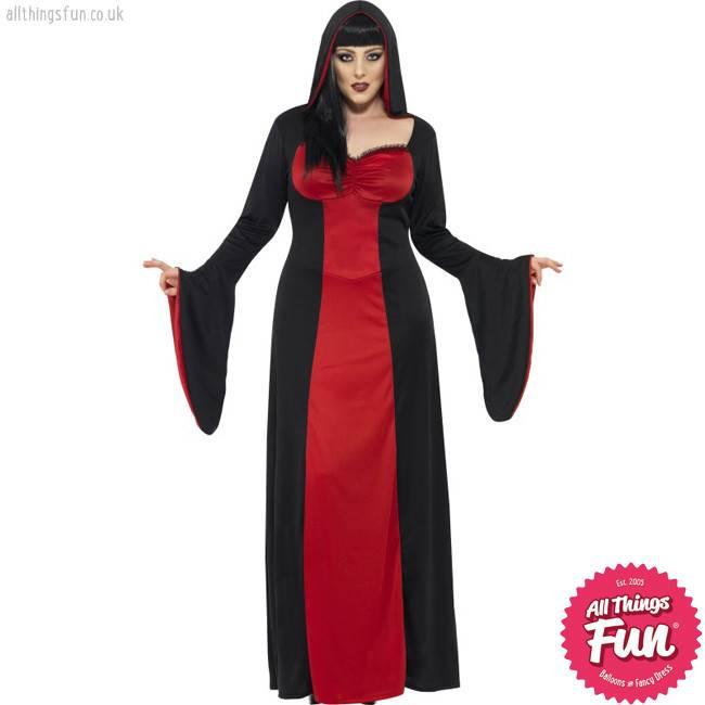 Smiffys Dark Temptress Costume