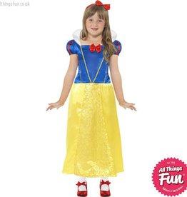 Smiffys *DISC* Snow Princess Costume