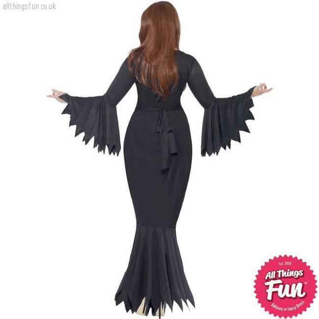 Smiffys Midnight Vamp Costume