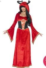 Smiffys Demonic Queen Costume