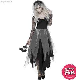 Smiffys Graveyard Bride Costume