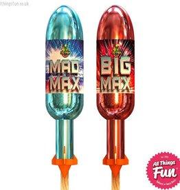 Taipan Fireworks Max Impact - Mixed Rocket