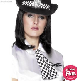 Smiffys *DISC* Policewoman's Scarf